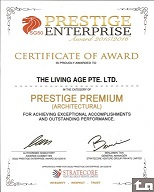 SG50 Prestige Enterprise Award 2015-16