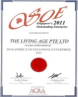 Singapore Outstanding Enterprise 2011